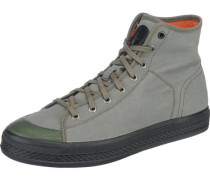 Bayton High Sneakers grau