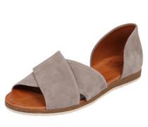 Sandale 'Chiusi' taupe