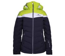 Crillon Down Jacket JL 2-Lagen-Daunenjacke blau