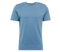 T-Shirt 'shdtheperfect SS O-Neck TEE Noos' blau