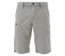 Tubx Regular: Chino-Shorts grau