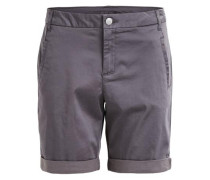 Schlichte Shorts 'vichino Shorts' graphit