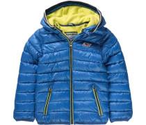 Winterjacke Turan für Jungen blau