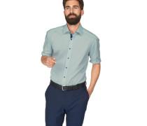 Businesshemd grün / mint