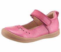 -Klettschuhe pink