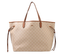 Shopper 'Cortina Lara' beige / braun