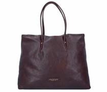 'Malibu' Shopper Tasche 45 cm dunkelbraun