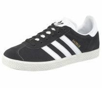 Sneaker »Gazelle Junior« schwarz
