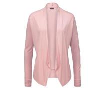 Shirtjacke rosa