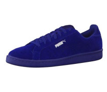 Smash Perforated Sneaker blau