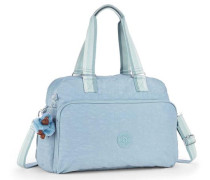 'Basic July Bag 17' Schultertasche 45 cm blau