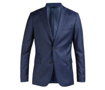 Woll-Blazer 'Donnie Soft Legend' blau