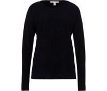 Pullover mit Sternmotiven nachtblau