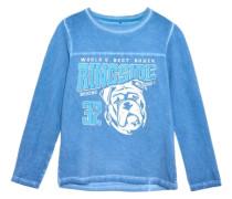 Pullover 'nitknud' blau