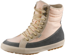 Schnürstiefel 'anchorage II' pink