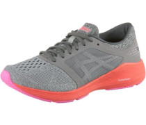 'RoadHawk FF' Laufschuhe Damen grau / orange / pink