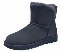 Winterboots 'Classic Cuff Mini' dunkelblau