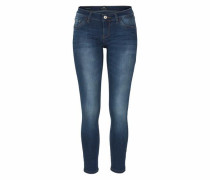 Skinny-fit-Jeans 'isabella' blue denim