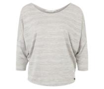 Oversize-Shirt 'Kria' grau
