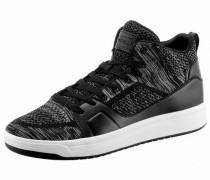 Sneaker dunkelgrau / schwarzmeliert