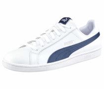 'Smash L Sneaker' dunkelblau / weiß