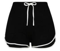 Shorts 'Ada' schwarz / weiß