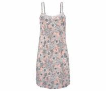 Bodywear Negligé mit Allover-Blumenprint mischfarben