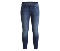 'Scarlett' Skinny-fit Jeans blau