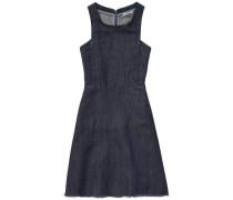 """Kleid """"thdw Waistd Tailrd DNM Dress S/l24"""" blau"""