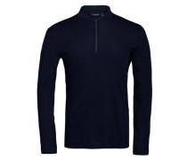 Lux-Pikee-Poloshirt 'Stan' nachtblau
