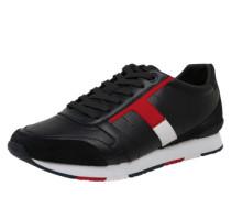 Sneaker 'Seeds' nachtblau / rot