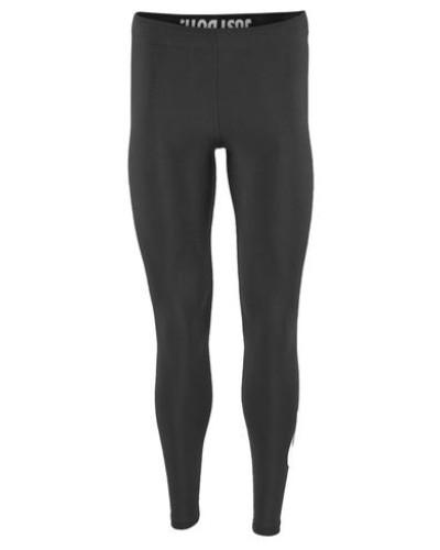 Leggings 'leg-A-See Logo' schwarz / weiß
