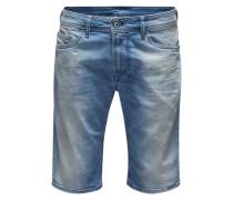 Slimfit Shorts hellblau