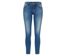 'Curve X' Skinny Jeans blue denim
