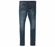 Slim-fit-Jeans »Craig (Stretch)« blau