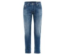 'Larkee' Jeans Regular Fit 853P blue denim