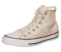 Chuck Taylor All Star Crochet High Sneaker Damen beige