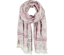 Baumwoll-Schal pink