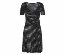 A-Linien-Kleid schwarz