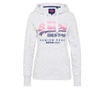 Sweatshirt 'goods' hellgrau