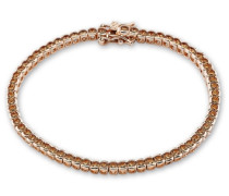 Armband mit Zirkonia »Tennisarmband So1295/1« gold