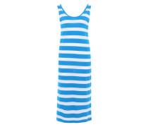 Jerseykleid 'Expert' blau / weiß