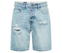 Shorts 'Ley' hellblau