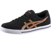 Sneaker 'Aaron' bronze / schwarz