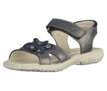 Sandalen blau / dunkelblau
