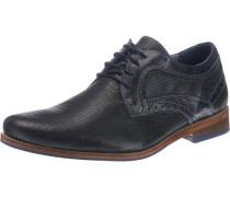 Freizeit Schuhe blau / braun