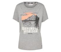 T-Shirt 'LW Topaz Lake' grau / mischfarben