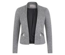 Klassischer Blazer grau