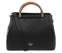 Handtasche 'daandelion' schwarz
