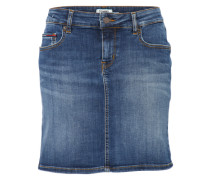 Jeansrock 'tjw Slim' blue denim